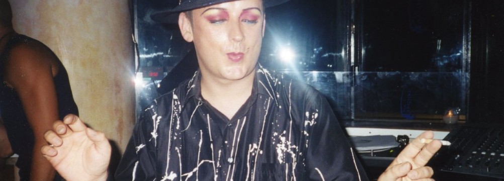 boy george gender bender fetish