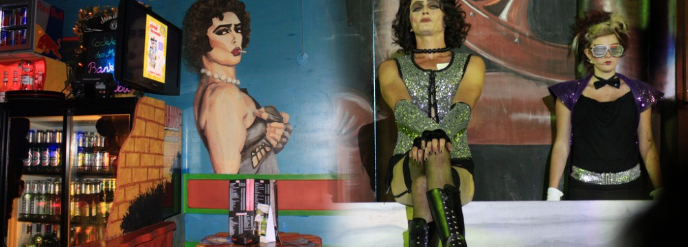 frank n. furter rocky horror picture show fetish gender bender