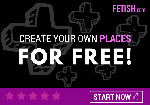 create your own places for free on fetish.com