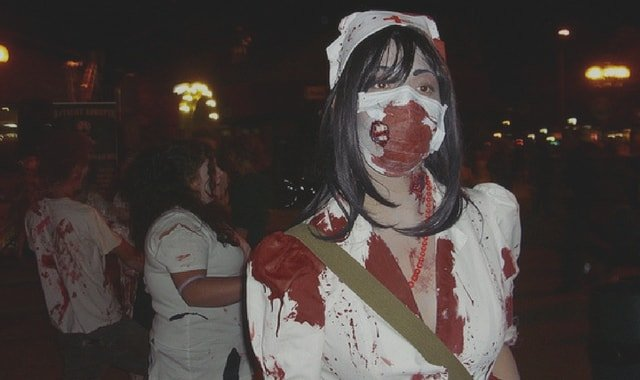 Zombie Nurse Roleplay Idea for Halloween