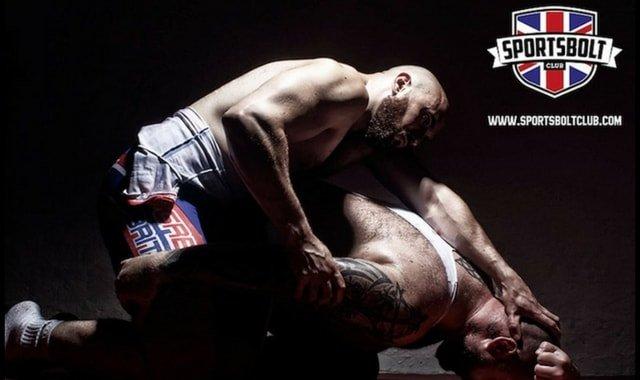 SportsBolt Sports Fetish Gay Wrestling