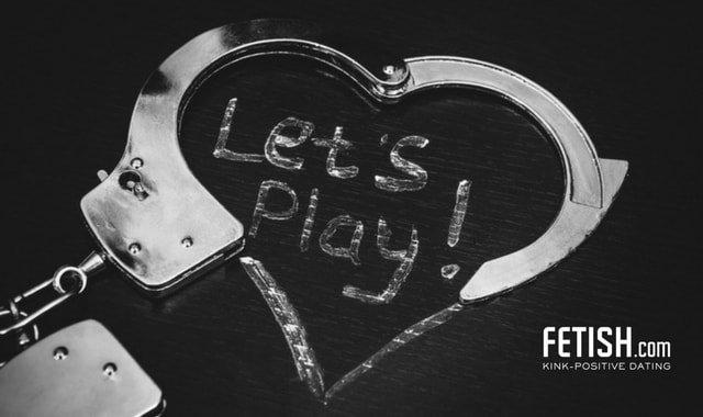 Kinky valentines handcuffs