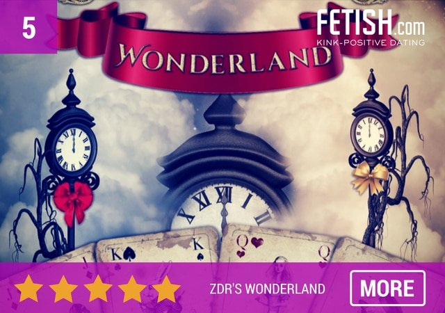 ZDR's Wonderland (Zara DuRose) - Top rated Kinky things to do by Fetish.com