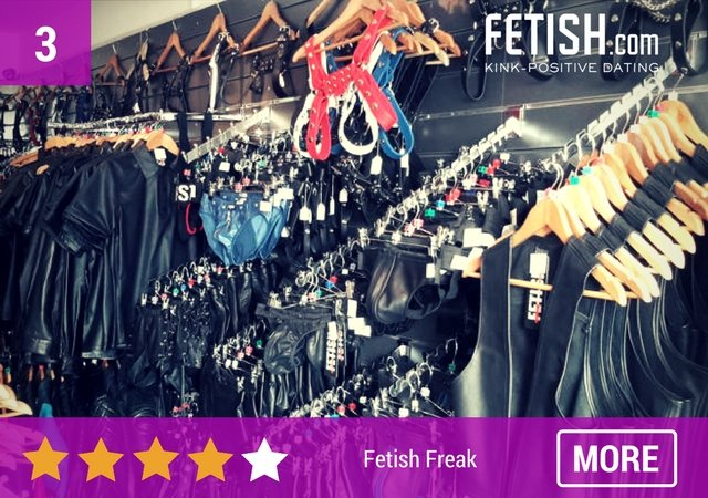 Fetish Freak Sex Shop - Top 10 Best Sex Shops in London