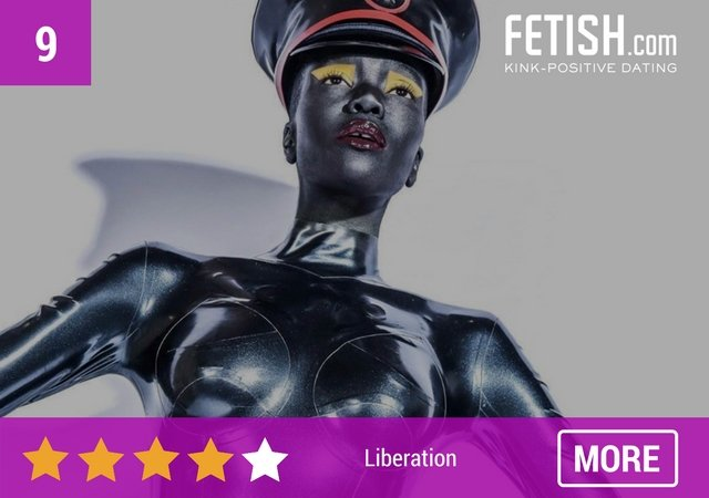 Liberation Latex Collection - Top 10 Best Sex Shops in London