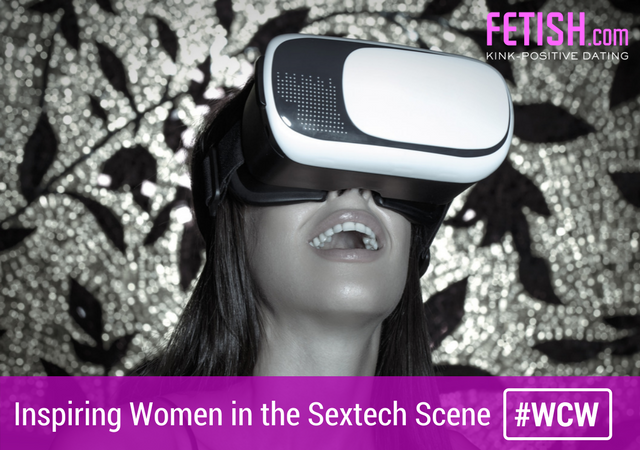 #WCW | Inspiring Women in the Sextech Scene featured by Fetish.com