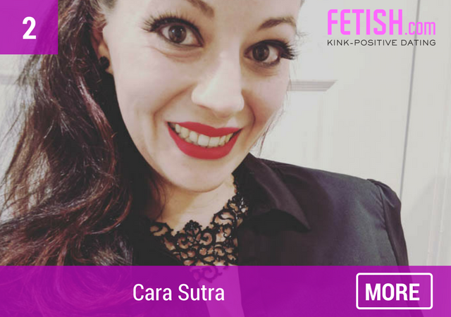 Cara Sutra - Top Ten #WCW for International Women's Day by Fetish.com