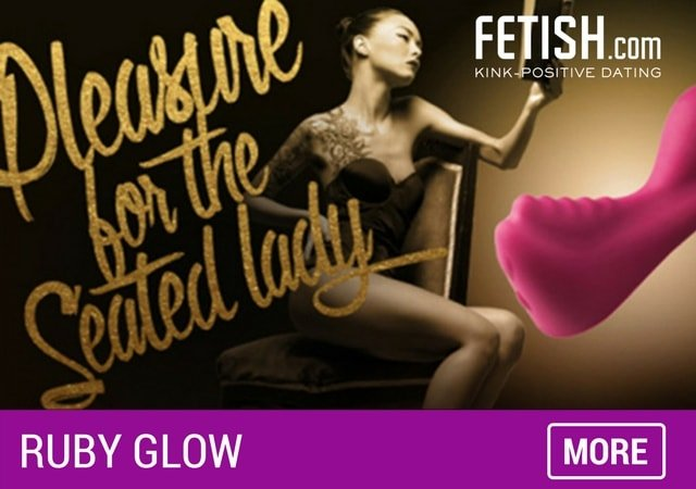 Rocks Off Ruby Glow - Must See Sex Toys and Kinky Players by Fetish.com