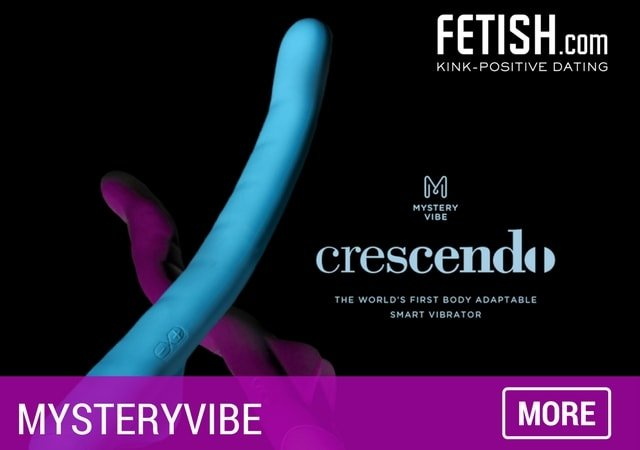 Mystery Vibe Crescendo - Must See Sex Toys and Kinky Players by Fetish.com