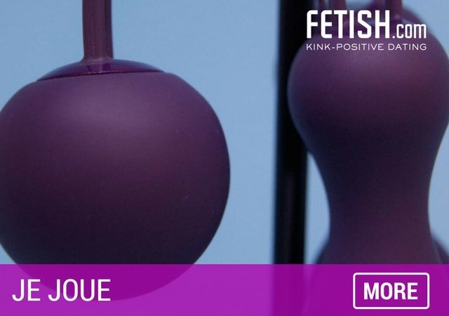 Je Joux - Must See Sex Toys and Kinky Players by Fetish.com