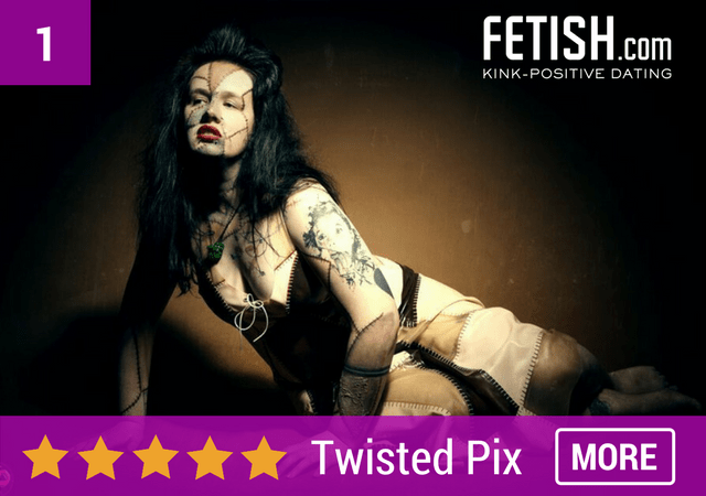 Twisted Pix Photography Stitched Woman - Top Erotic Art & Alternative Businesses in the UK