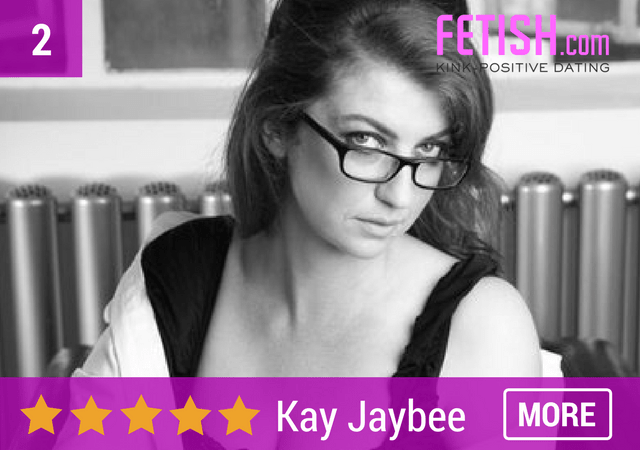 Kay Jaybee Naughty Teacher - Top Erotic Art & Alternative Businesses in the UK