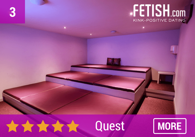 Quest Sexy Couch Play Area - Fetish.com's Best Swinger Clubs in Yorkshire