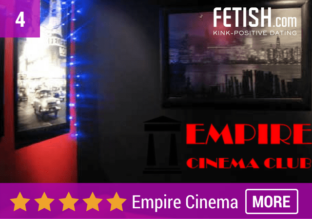 Empire Cinema Coffee Room - Fetish.com's Best Swinger Clubs in Yorkshire