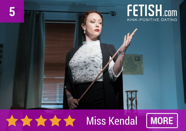 Miss Kendal Disciplinarian - Top Erotic Art & Alternative Businesses in the UK