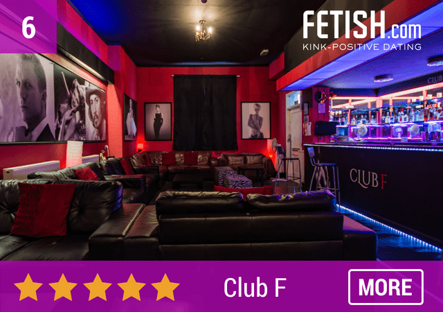 ClubF Social Room  - Fetish.com's Best Swinger Clubs in Yorkshire