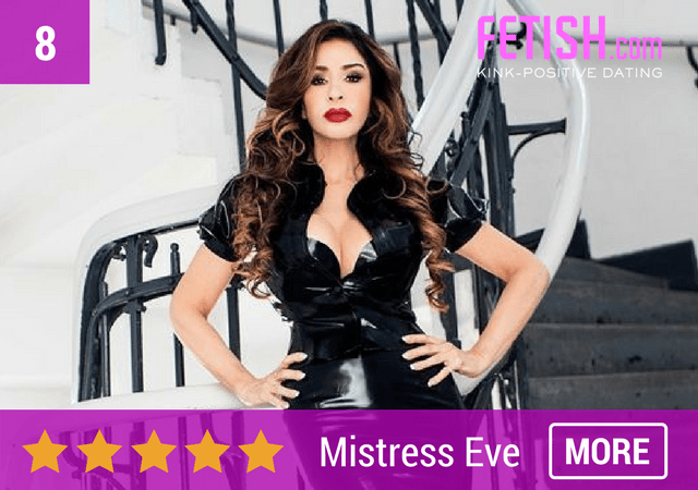 Mistress Eve Classy Domme - Top Erotic Art & Alternative Businesses in the UK