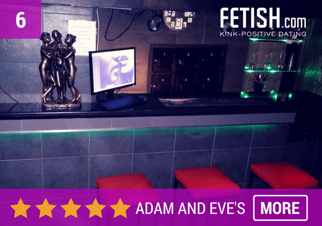 Adam and Eve's - Fetish.com's Best Swinger Clubs in Manchester