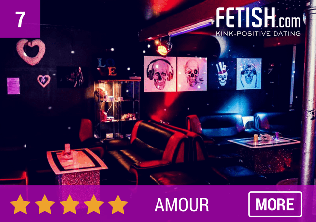 Amour - Fetish.com's Best Swinger Clubs in Manchester