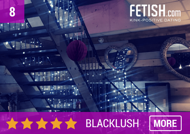 Black Lush Naughty Parties - Fetish.com's Best Swinger Clubs in Manchester