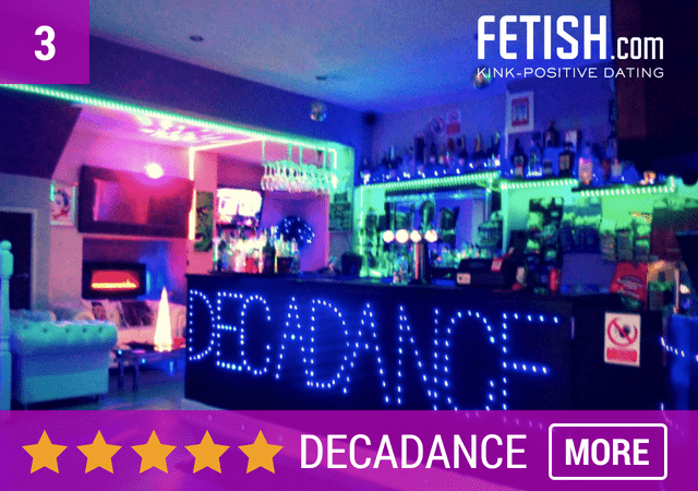 Decadance - Fetish.com's Best Swinger Clubs in Manchester