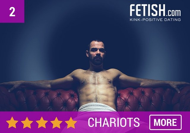 Chariots - Fetish.com's Best Gay Bars, Clubs, and Gay Saunas in London