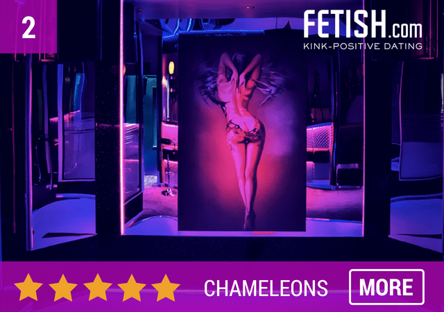 Chameleons: Best Swinger Clubs in Birmingham and The Midlands