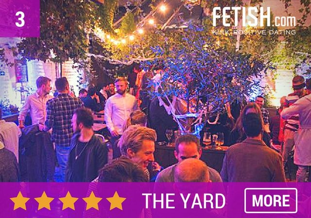 The Yard - Fetish.com's Best Gay Bars, Clubs, and Gay Saunas in London
