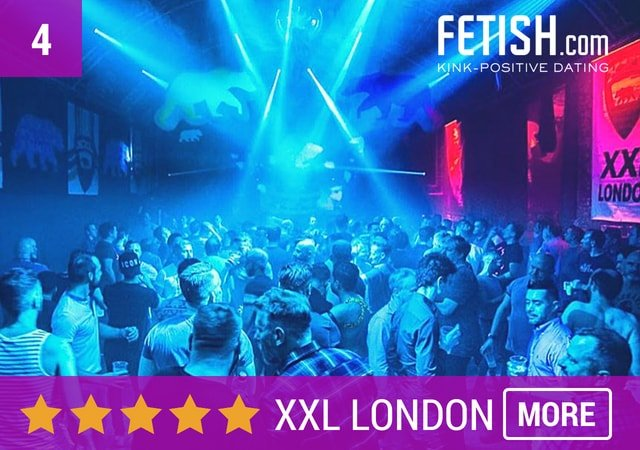 XXL London - Fetish.com's Best Gay Bars, Clubs, and Gay Saunas in London