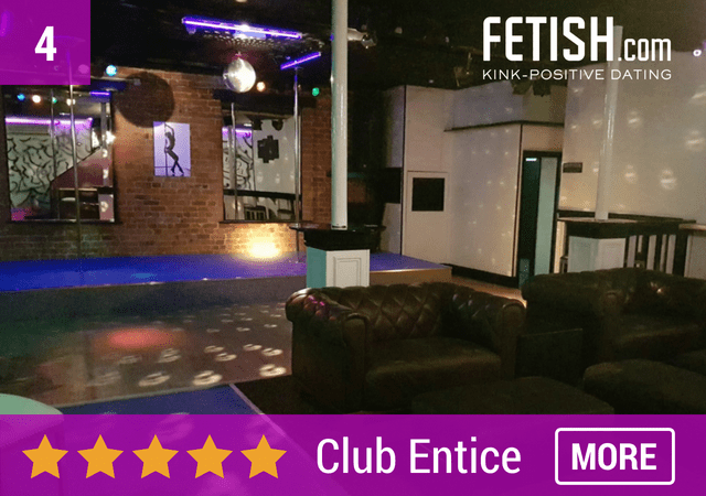 club entice blackpool swingers fetish kink bdsm