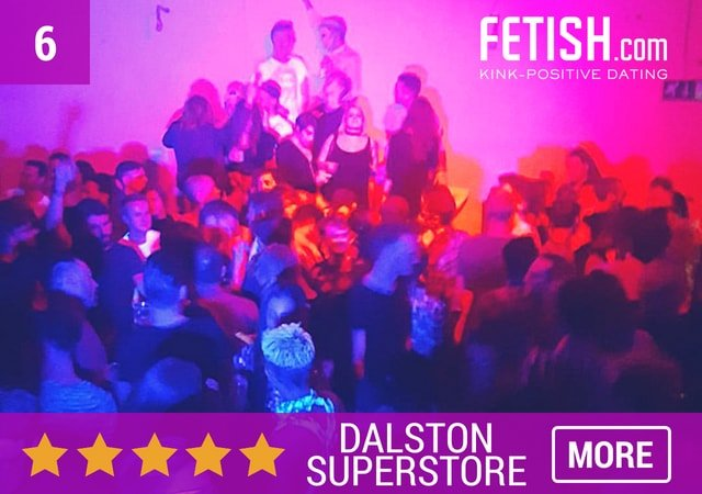 Dalston Superstore - Fetish.com's Best Gay Bars, Clubs, and Gay Saunas in London