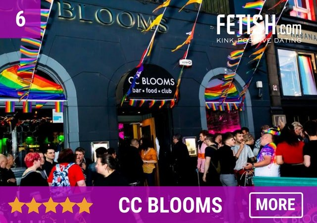 CC Blooms - Fetish.com's Best Gay Bars, Clubs, and Gay Saunas in Edinburgh