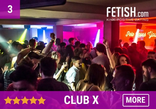 Club X - Fetish.com's Best Gay Bars, Clubs, and Gay Saunas in Glasgow