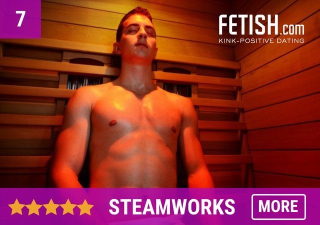 Steamworks - Fetish.com's Best Gay Bars, Clubs, and Gay Saunas in Edinburgh