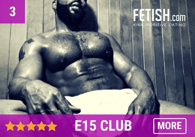 E15 Club - Fetish.com's Best Gay Bars, Clubs and Gay Saunas in the UK