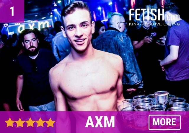 AXM - Fetish.com's Best Gay Bars, Clubs, and Gay Saunas in Glasgow