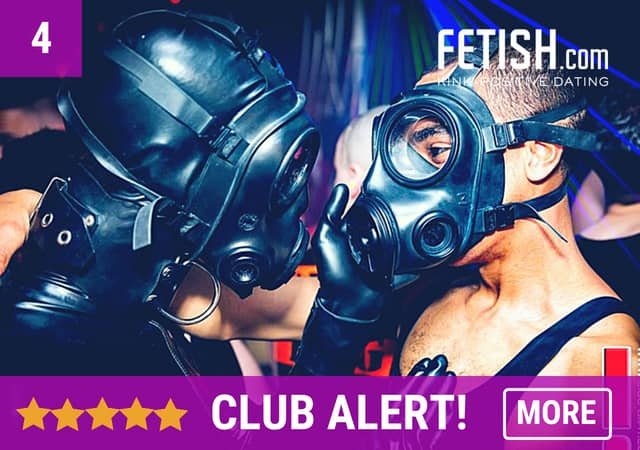 Club Alert! - Fetish.com's Best Gay Bars, Clubs and Gay Saunas in the UK
