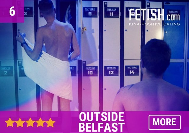 Outside Sauna Belfast - Fetish.com's Best Gay Bars, Clubs and Gay Saunas in the UK