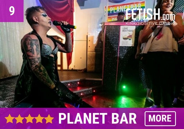 Planet Bar - Fetish.com's Best Gay Bars, Clubs, and Gay Saunas in Edinburgh