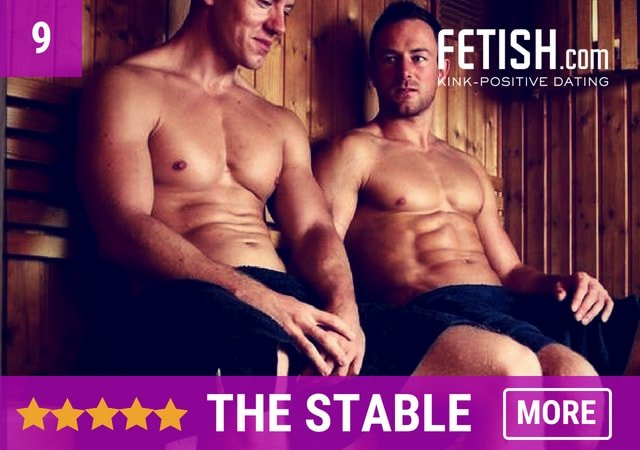 The Stable - Fetish.com's Best Gay Bars, Clubs and Gay Saunas in the UK