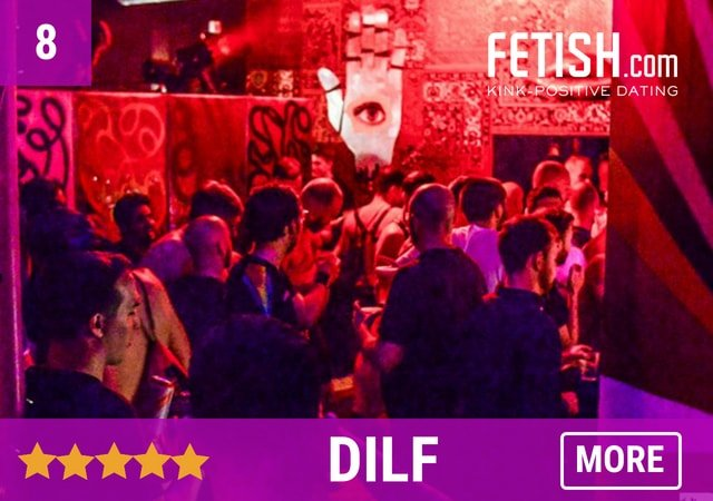DILF - Fetish.com's Best Gay Bars, Clubs, and Gay Saunas in Edinburgh