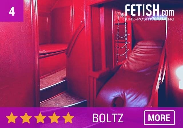Boltz Birmingham  - Fetish.com's Best Gay Bars, Clubs, and Gay Saunas in Birmingham