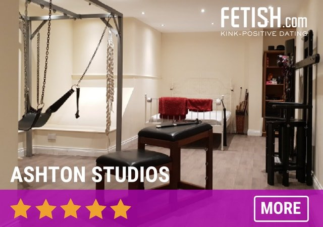 Ashton Studios - Fetish.com's Best BDSM Dungeons in the UK
