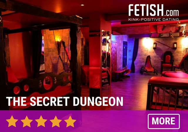 The Secret Dungeon - Fetish.com's Best BDSM Dungeons in the UK
