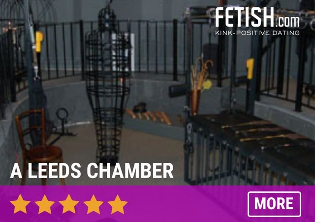 A Leeds Chamber - Fetish.com's Best BDSM Dungeons in the UK
