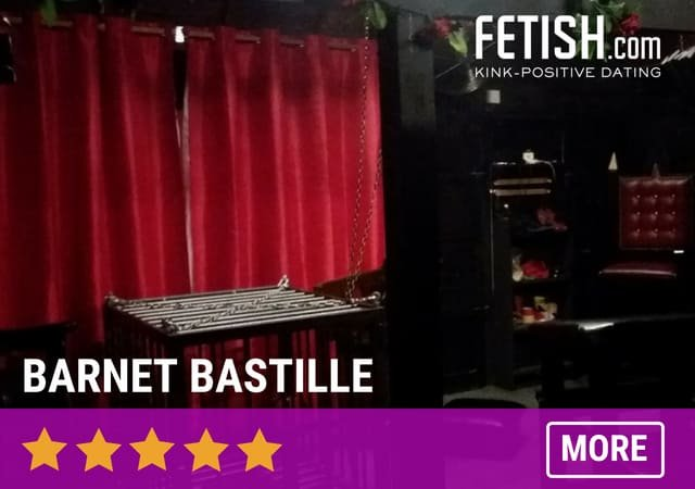 Barnet Bastille - Fetish.com's Best BDSM Dungeons in the UK