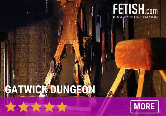 The Gatwick Dungeon - Fetish.com's Best BDSM Dungeons in the UK