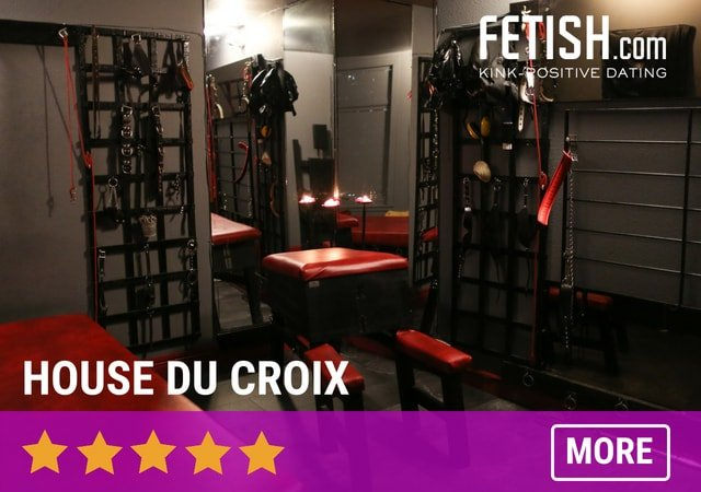 House Du Croix - Fetish.com's Best BDSM Dungeons in the UK