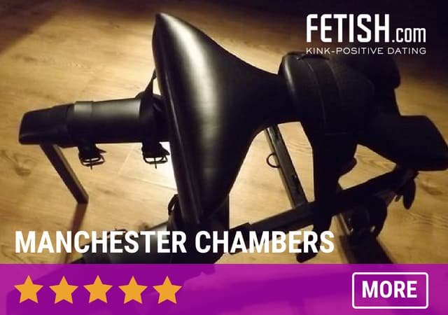 Manchester Chamber - Fetish.com's Best BDSM Dungeons in the UK