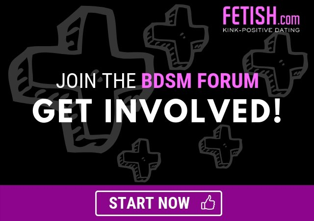 Join the BDSM forum